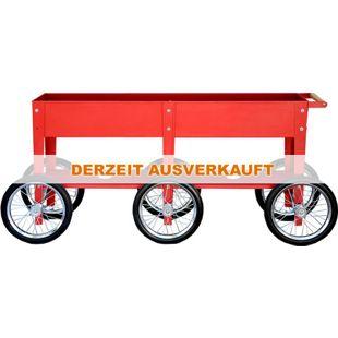 Hestera Garden Wheels Kräuterfabrik, rot