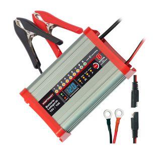 Dino KRAFTPAKET 136321 12 V 10 A Batterieladegerät