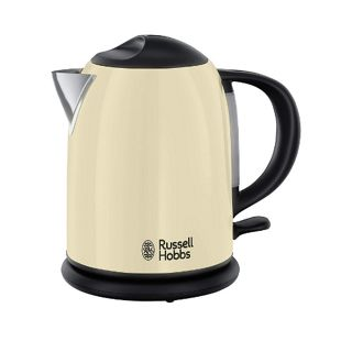 Russell Hobbs 20194-70 Kompakt-Wasserkocher Colours Plus+ Classic Cream