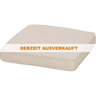 CLP Auflagen für Eisen-Gartenmöbel I Kissen für Eisenstühle und Eisenbänke I In verschiedenen Größen erhältlich