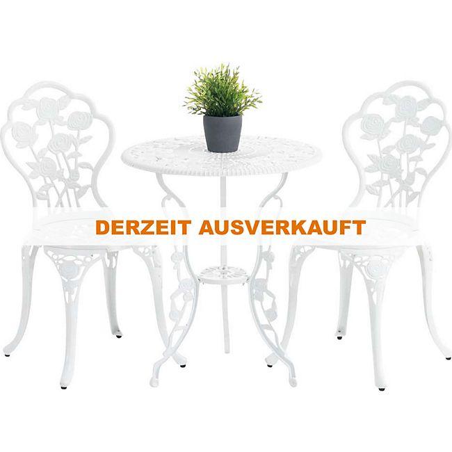 Clp sitzgarnitur sharma i nostalgische sitzgruppe aus aluminium guss i gartengarnitur im - Farben im jugendstil ...