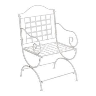 CLP nostalgischer Stuhl LOTTA aus Eisen (aus bis zu 3 Farben wählen)