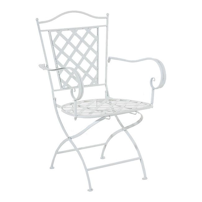 Clp eisenstuhl adara im jugendstil i outdoor stuhl mit - Farben im jugendstil ...