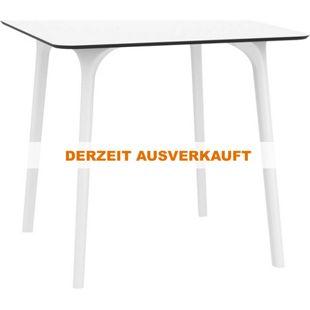 CLP Tisch MAYA I witterungsbeständiger und robuster Gartentisch I hochwertige Materialen