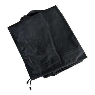 CLP Schutzhülle für Gartenmöbel I Abdeckhaube für CLP Polyrattan Gartengarnitur oder Auflagenbox / Abdeckplane Outdoor