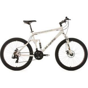 KS Cycling Mountainbike Fully 21 Gänge Insomnia 26 Zoll