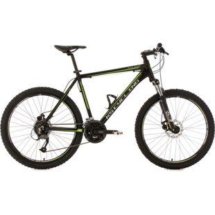 KS Cycling Mountainbike Hardtail 26 Zoll 27 Gänge GTX