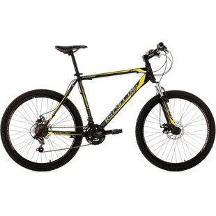 KS Cycling Mountainbike Hardtail 21 Gänge Sharp 26 Zoll