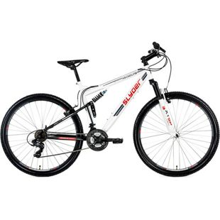 "KS Cycling Mountainbike MTB Twentyniner Fully 29"" Slyder"
