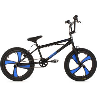 KS Cycling BMX Freestyle 20'' Rise Magwheel schwarz