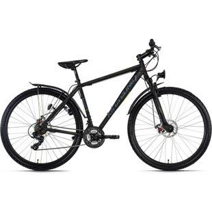 """KS Cycling Mountainbike Hardtail ATB Twentyniner 29"""" Heist schwarz"""