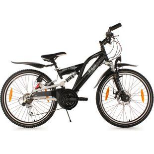 KS Cycling Jugendfahrrad 18 Gänge Mountainbike (ATB) B-Boy 24 Zoll