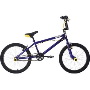 KS Cycling 20 Zoll Freestyle BMX Hedonic