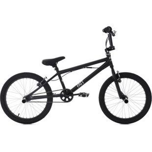 KS Cycling Freestyle-BMX Fatt schwarz