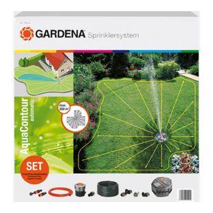 Gardena 2708-20 Sprinklersystem Komplett-Set AquaContour