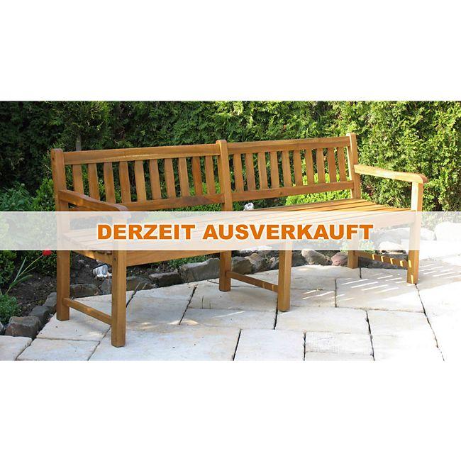 grasekamp gartenbank bank holzbank akazie 200cm natur online kaufen. Black Bedroom Furniture Sets. Home Design Ideas