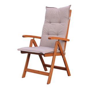 Grasekamp Auflage Sand zu Sessel Klappsessel