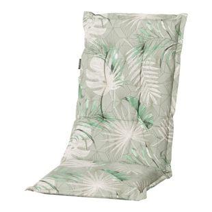 Grasekamp Auflage Palmen Blätter Grün zu  Gartensessel Kissen Gartenstuhl  Klappstuhl