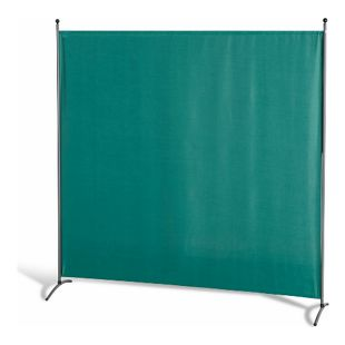 Grasekamp Stellwand 180 x 180 cm Grün Paravent  Raumteiler Trennwand Sichtschutz