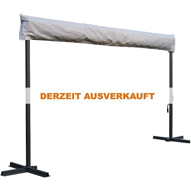 grasekamp schutzh lle 4 meter f r stand markise london. Black Bedroom Furniture Sets. Home Design Ideas