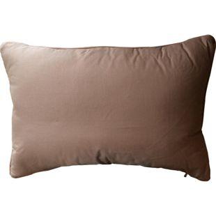 Famous Home Rückenkissen zu 3er Lounge Sofa  85x50x23,5cm