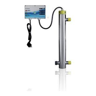 PURE 1.2 - 21W - UVC Anlage zur Wasseraufbereitung - 230VAC/115VAC