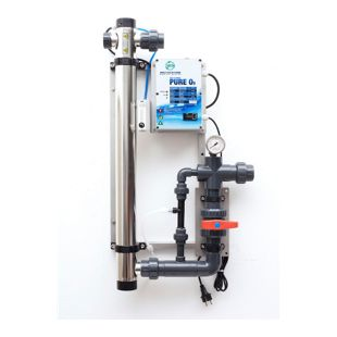 PURE O3 - 41W - UVC + Ozon Anlage zur Wasseraufbereitung - 230VAC/115VAC