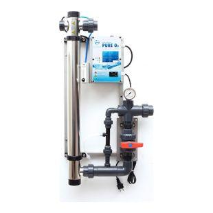 PURE O3 - 87W - UVC + Ozon Anlage zur Wasseraufbereitung - 230VAC/115VAC