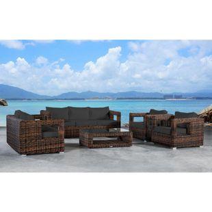 Baidani Rundrattan Garten Lounge Residence Select