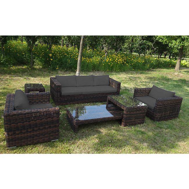Garten lounge mit stauraum wohn design for Loungemobel stauraum