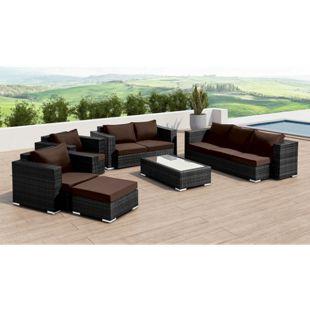 Baidani Rattan Garten Lounge Daylight Select