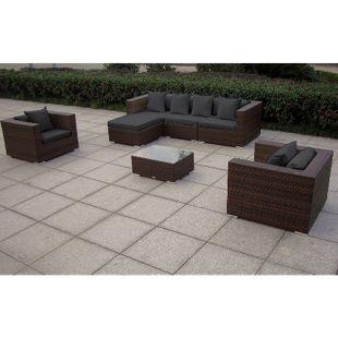 Baidani Rattan Garten Lounge Daydreamer XXL Select