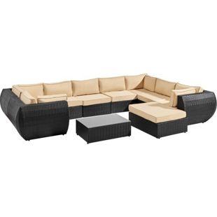 Baidani Rattan Garten Lounge Extreme Select