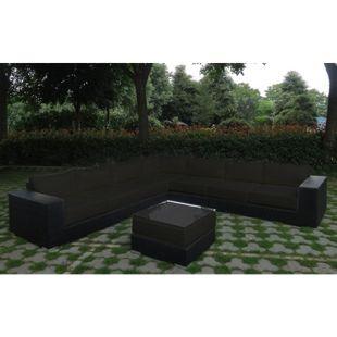 Baidani Rattan Garten Lounge Challenge Select
