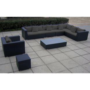 Baidani Rattan Garten Lounge Sunmaster Select