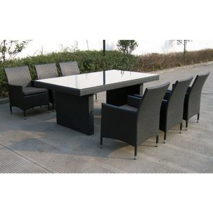 Baidani Rattan Garten Sitzgruppe Elegancy Select