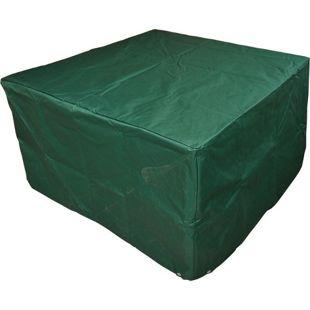 Outsunny Abdeckplane für Gartenmöbel grün 135 x 135 x 75 cm (LxBxH) | Schutzhülle Abdeckung Abdeckhaube Schutzplane