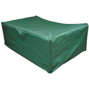 Outsunny Abdeckhaube für Gartenmöbel grün 210 x 140 x 80 cm (LxBxH) | Schutzhülle Abdeckplane Abdeckung Schutzplane