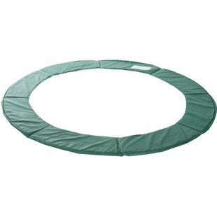 HOMCOM Randabdeckung für Trampolins grün 305 cm (Ø) | Sicherheitsrand Federabdeckung Trampolinrand