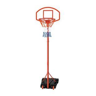 Solex Sports Basketballkorb mit Ständer, 165 - 205 cm