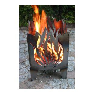 Feuerkorb Flamme L