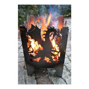 Feuerkorb Drache L