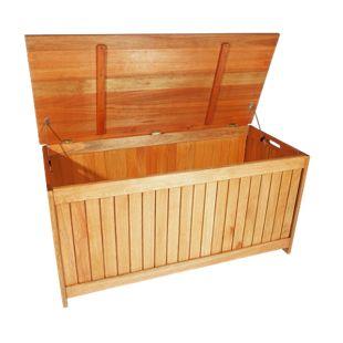 Merxx Kissenbox aus Eukalyptusholz