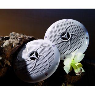 Karibu Lautsprecher für Saunen und Infrarotkabinen