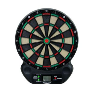 Carromco Orca-301 Elektrisches Dartboard, inklusive Adapter