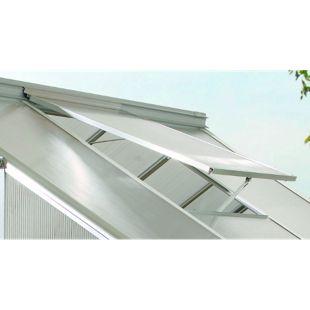 Vitavia Alu-Dachfenster für Triton, ohne Glas, Alu-eloxiert