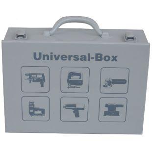 Universal Elektrowerkzeugkoffer aus Stahlblech, klein