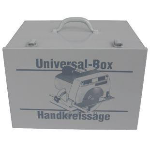 Hauck Handkreissägenkoffer aus Stahlblech