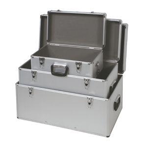 BRB Aluboxen 3er-Set 25/65/100 Liter