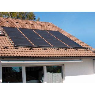 Summer Fun Solarabsorber Ergänzungs-Set 300 x 120 cm, Matte inkl. Zubehör